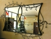 Зеркало в прихожую настенное
