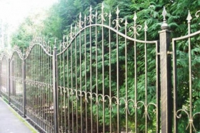 Ограда 9