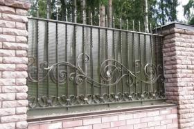 Ограда 18