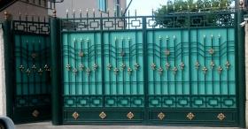 Ворота 001