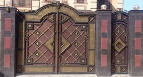 Ворота 006