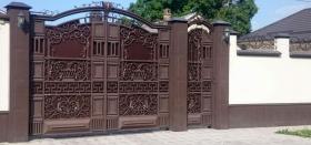 Ворота 009