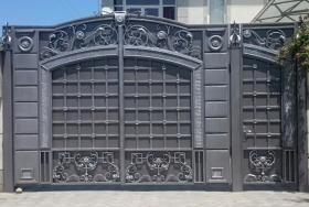 Ворота 011