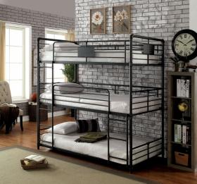 Кровать трёхъярусная Лофт