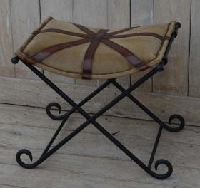 Кованый стул Лофт